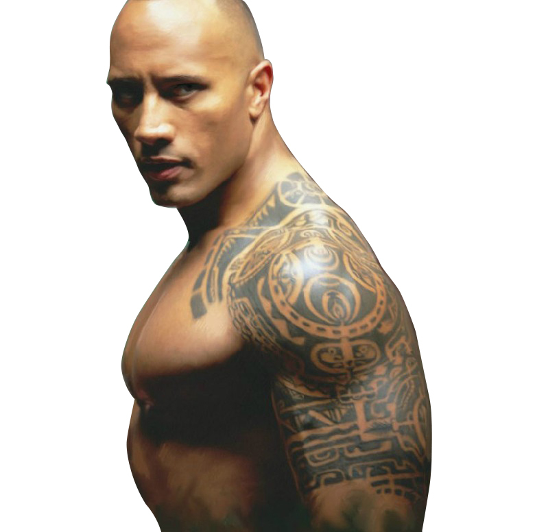 Temporary tattoos large half shoulder arm fake transfer tattoo stickers hot sexy men spray waterproof designs free shipping