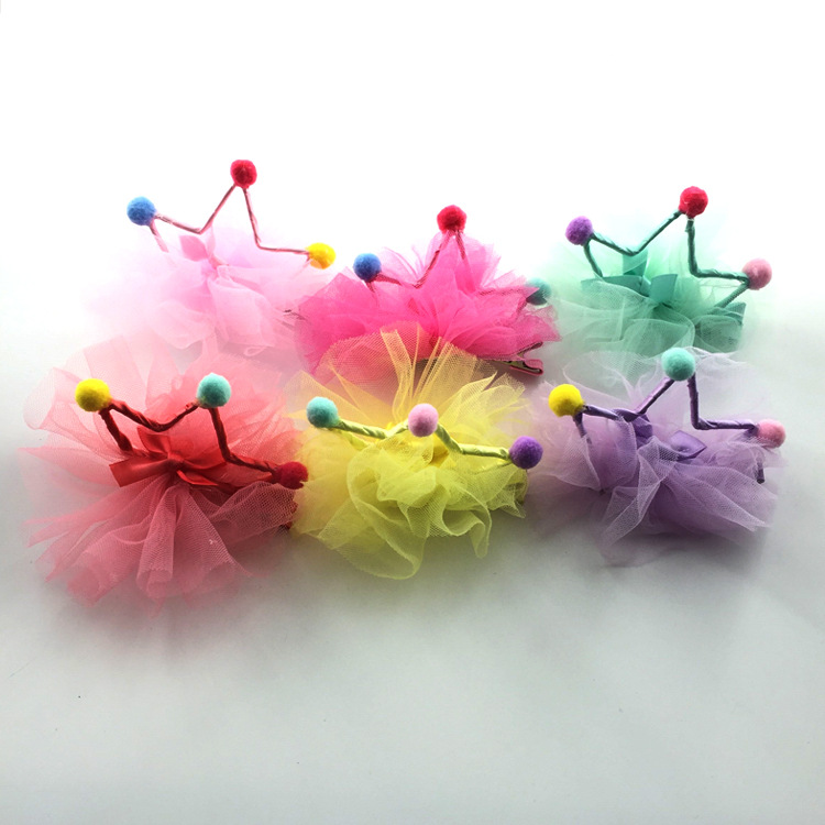 Pet Accessories Hair Hairpin Dogs Hair Clipps(China (Mainland))