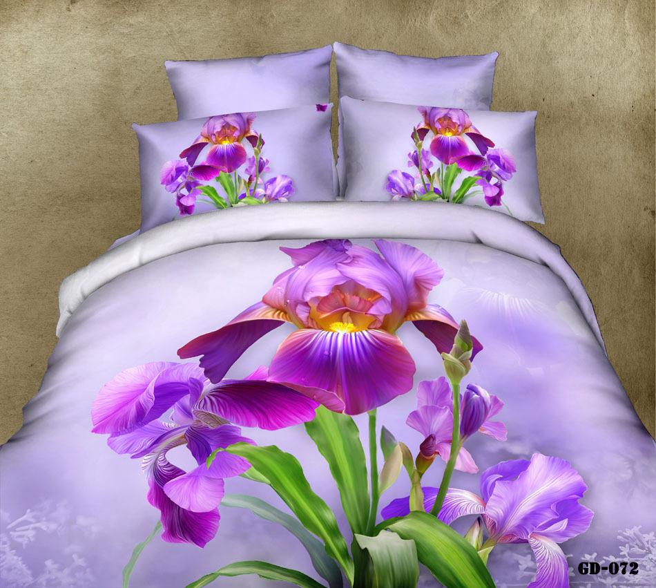 Paars lila beddengoed koop goedkope paars lila beddengoed loten ...