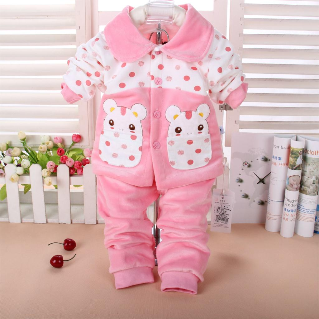 2015 Newborn Baby winter baby boys girls clothes set infant jackets children warm clothes baby casual baby wear infant coat <br><br>Aliexpress