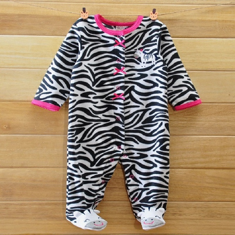 2015 Baby rompers baby carters winter newborn fleece clothing clothes Long-sleeve romper carter free shipping<br><br>Aliexpress