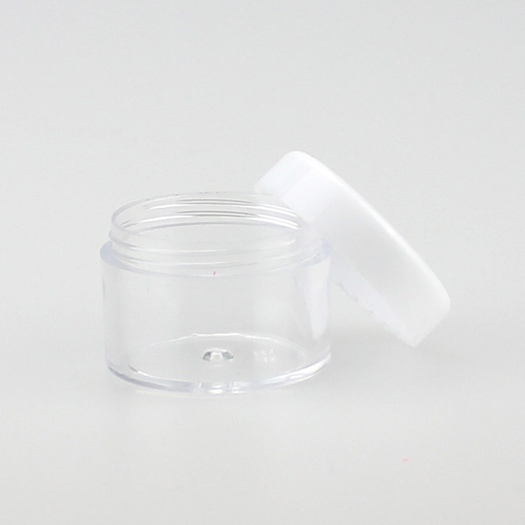 Refillable Bottles 7pcs Set Empty Tubes Cosmetic Cream Travel Lotion Containters Packing  G61018