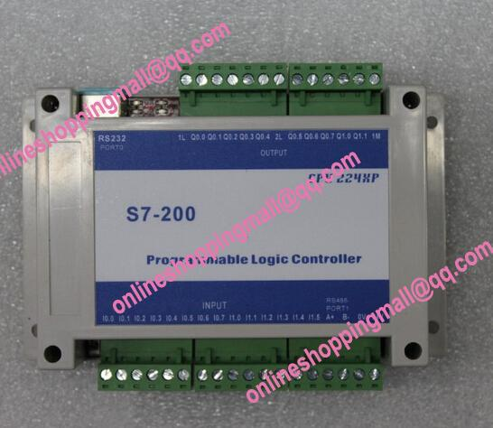 Фотография PLC S7-200 CPU224XP 24 compatible programmable control for learning machine