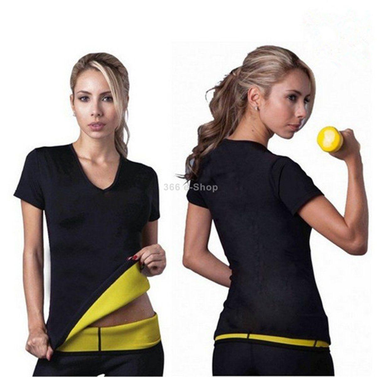 Women Hot Neoprene Body Shaper Slimming Waist Slim Shapewear ShirtsОдежда и ак�е��уары<br><br><br>Aliexpress