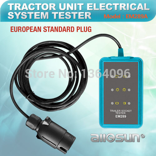 all-sun EM289A Tractor electrical system tester free shipping<br><br>Aliexpress