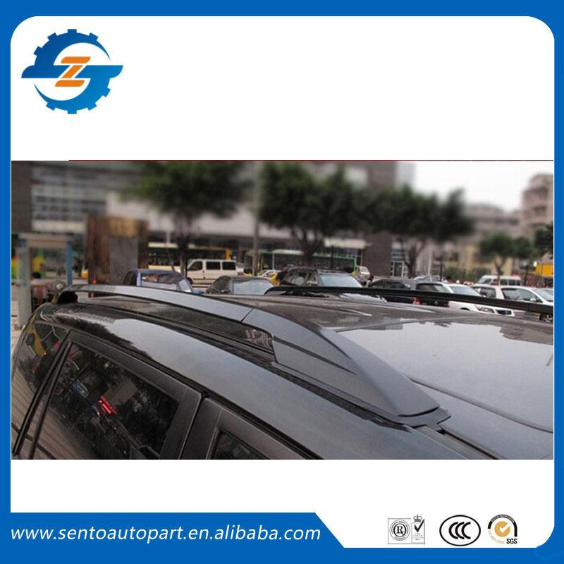 Black Color Aluminium alloy Roof Rack For RAV4 09 10 11 12 , Roof rail bar for 2009 2010 2011 2012 Rav4(China (Mainland))