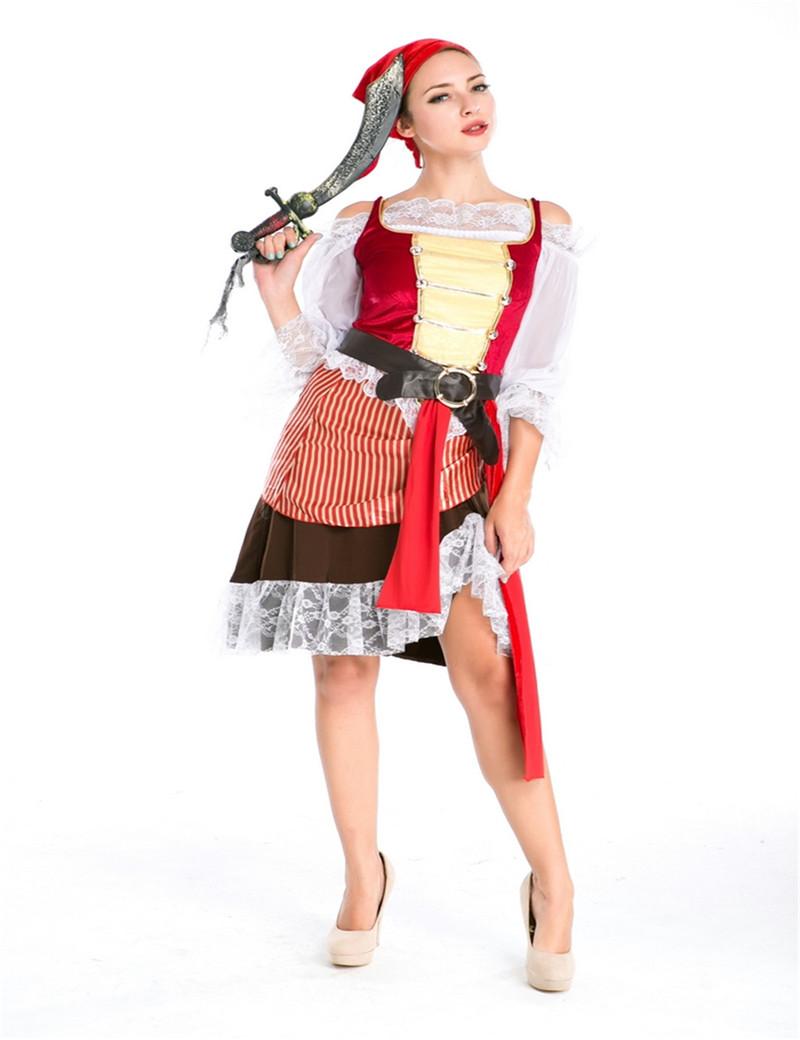 Женский Пиратский Костюм С Доставкой