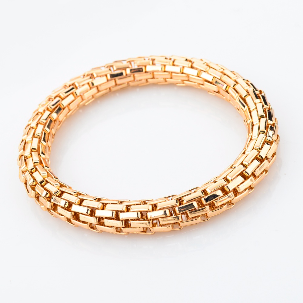 gold and silver bracelets for women