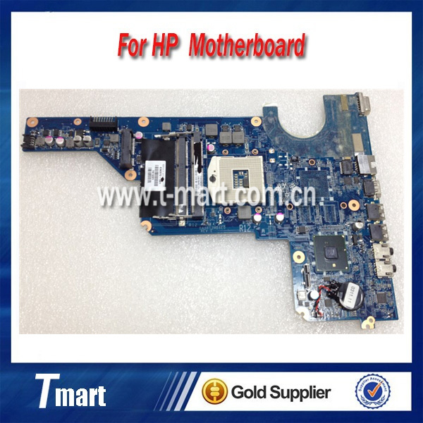 100% working Laptop Motherboard for hp 636370-001 G4 G6 HM55 DA0R12MB6E1 DA0R12MB6E0 System Board fully tested