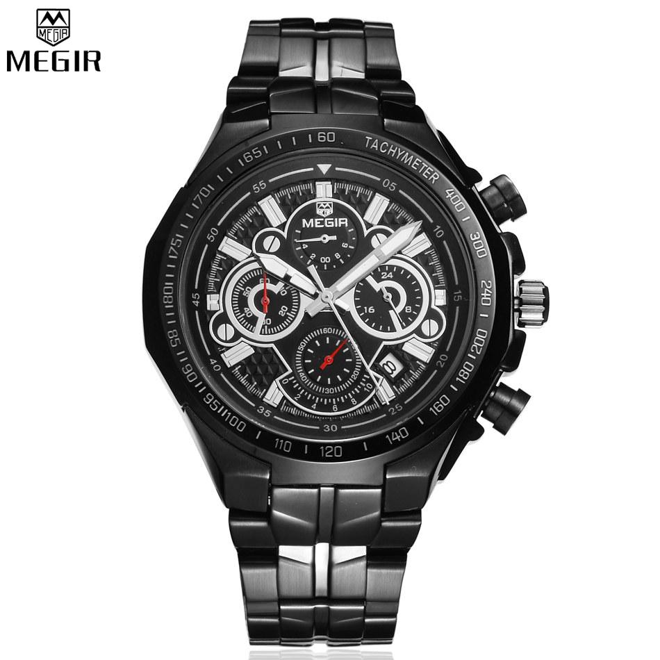 Holst Gray Steel-Mesh Multifunction Watch - Men - Skagen