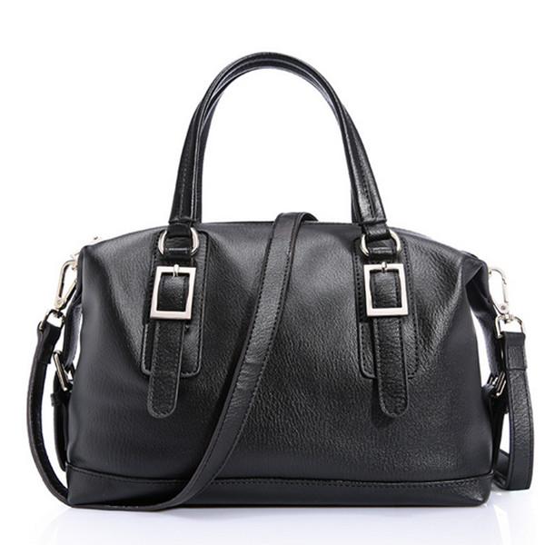 Schoudertassen Aliexpress : Nieuwe mode lederen tas handtassen vrouwen tassen