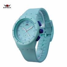 EPOZZ Ladies Swimming Silicone Sports Watch Girl Quartz Analog Clock Waterproof reloj mujer relogio feminino montre femme 859