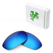 MRY POLARIZED Replacement Lenses for Oakley Whisker Sunglasses Ice Blue