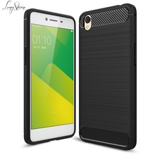 Buy Long StevenFor OPPO A37 Case Ultra Thin Carbon Fiber Pattern Drawing Lightweight Protector Cover For OPPO A 37 Case Funda Capa for $3.99 in AliExpress store