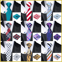 Pánska kravata na rôzne príležitosti z Aliexpress