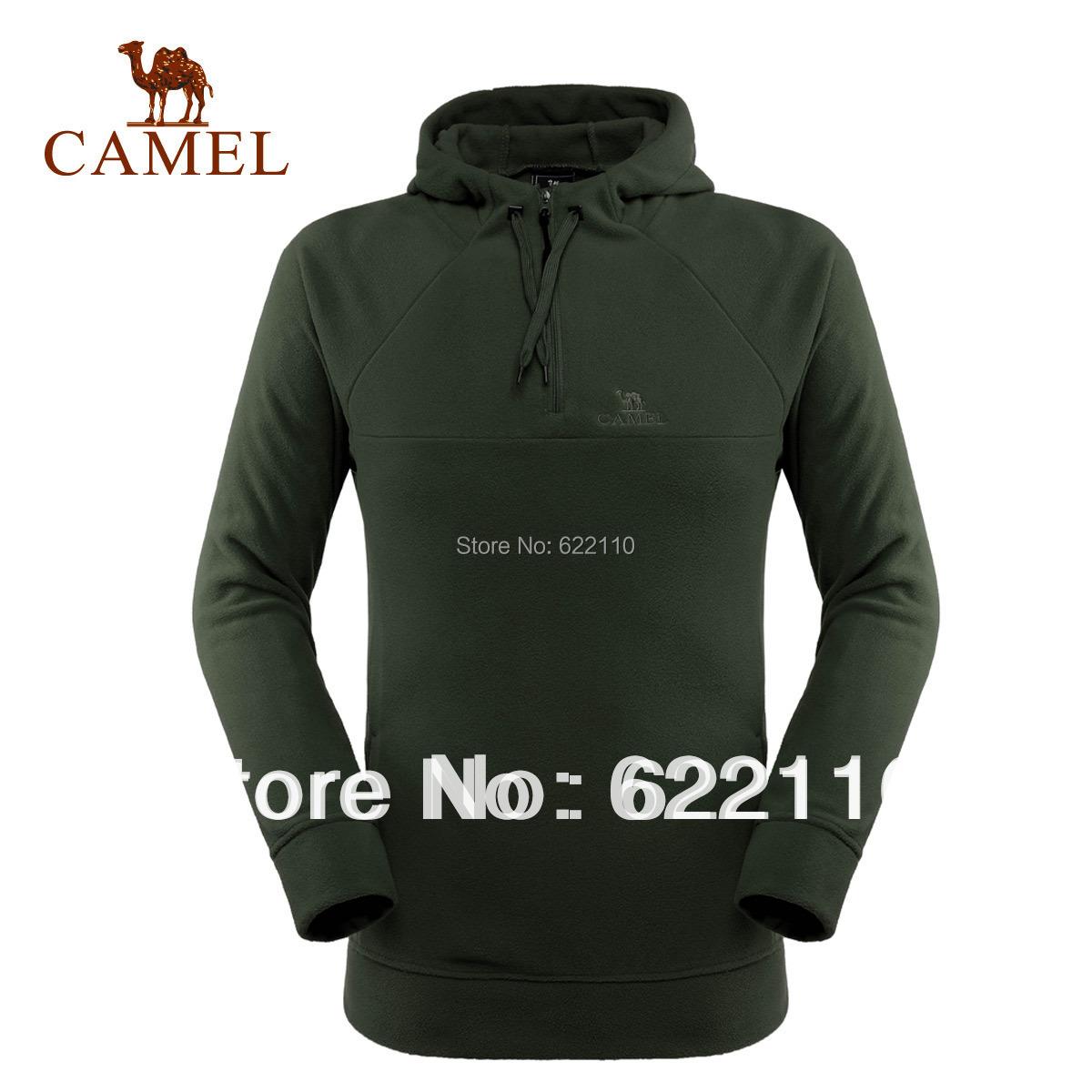 Здесь можно купить  Camel unisex outdoor windproof fleece for  lovers design ,thermal fleece outwear,pullover style and couple design3f60008  Спорт и развлечения
