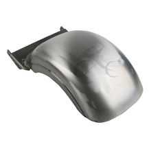 """New 13"""" Motorcycle Rear Custom Fender 280/300 Wide Strutless Heavy Duty For Harley Softail(China (Mainland))"""