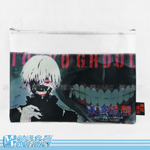 Hot-selling Fashion Anime Japanese Tokyo Ghoul Theme Casual Large Unisex Cool Briefcases bag(China (Mainland))