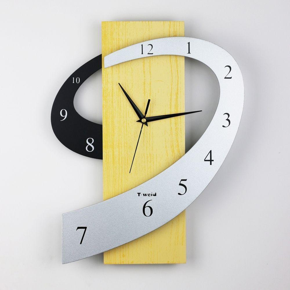 Affton 3D Wall Clock Creative Wall Watch Modern Design Hang Clock Creative Home(China (Mainland))