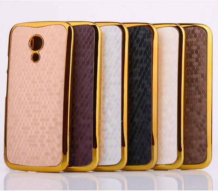 Case For Moto G2 Luxury Metallic Chrome Football 3D Skin Hard Case Cover for Motorola Moto G2 XT1068 XT1069 Mobile Phone Cases(China (Mainland))