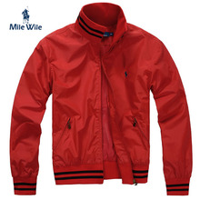 new 2015 spring autumn Thin quick dry men Brand Zipper solid polo jacket long sleeve windproof coats Outwear Sportswear Jackets(China (Mainland))