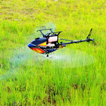 Global Eagle 480N DFC Fuel Oil Nitro Inverted Flight Roll 3d Stunt Aerial RC Helicopter Frame Kit(China (Mainland))
