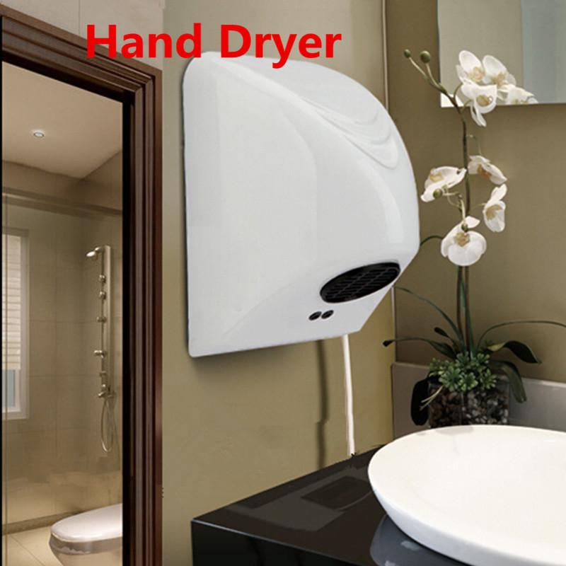 850W Hand Dryer Machine Automatic Sensor Hand Dryer Hand-drying Machine,Bathroom Automatic Dry Hand Machine(China (Mainland))