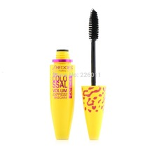 1 stücke Kosmetik Make-Up Länge Lang Curling Schwarz Mascara Wimpern(China (Mainland))