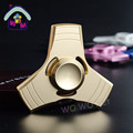 2017 Hot Tri-Spinner Fidget Toy Alloy EDC Hand Spinner For Autism and ADHD Rotation Time Long Anti Stress Toys
