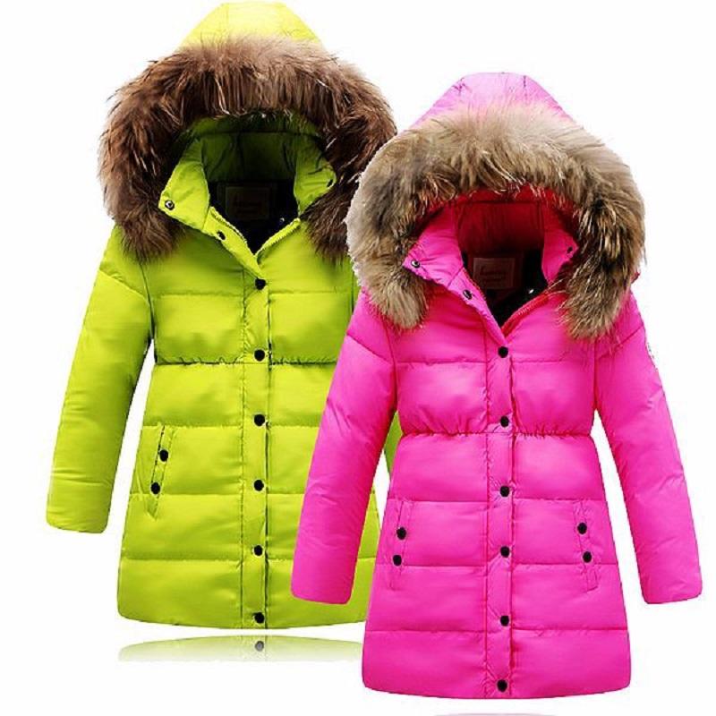 Girls Winter Jackets Photo Album - Reikian