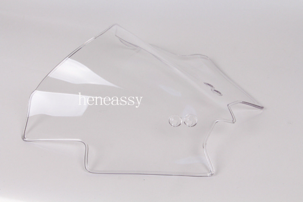 New For KTM 125 200 390 DUKE ABS Motorcycle motorbike windshield windscreen repair parts Clear High quality(China (Mainland))