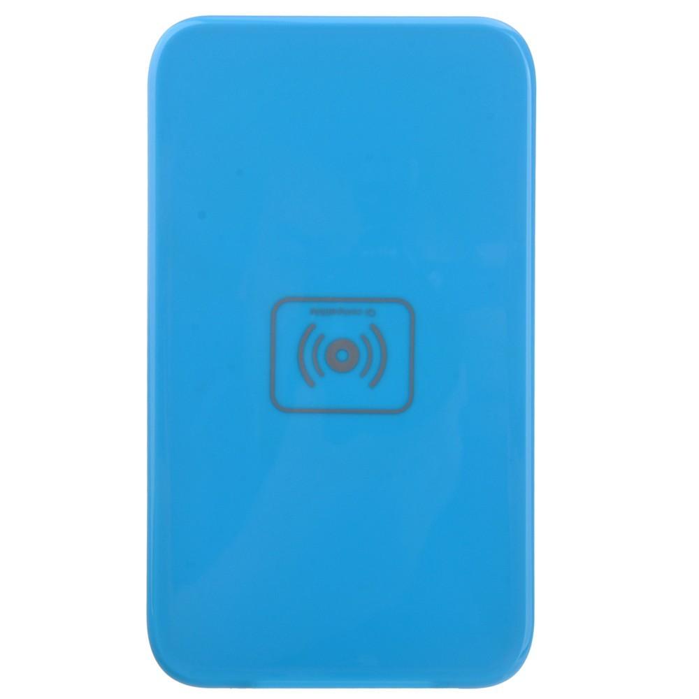 Hot QI Wireless Charging Pad Transmitter for Samsung Galaxy S6 S6 Edge S6 Edge Plus Note 5 S7 S7 Edge Moto360 <font><b>Smart</b></font> <font><b>Watch</b></font>
