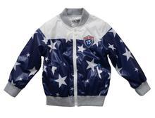 TOKTIC boy fashion jacket coat boy children spring star print jacket long sleeve coats kids outwear