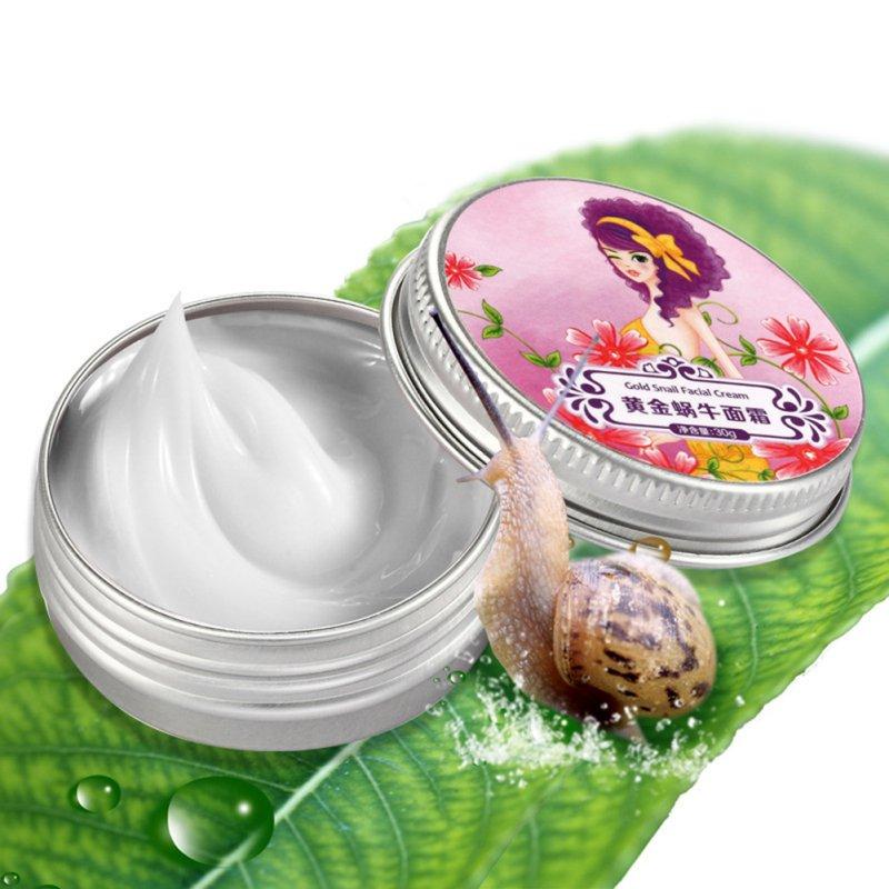2016 Fashion AFY Snail Face Cream Moisturizing Anti-Aging Cream Care Acne Anti Wrinkle Face Cream(China (Mainland))