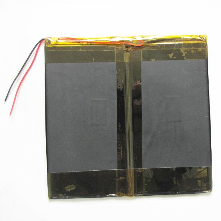 7.4V 4000mAh 37132125 Lithium Polymer Li-Po Rechargeable Battery GPS PSP DVD Power bank PAD DIY E-Book Tablet PC - EHAO Technology Co.,Ltd store