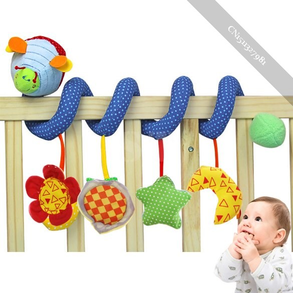 Baby Cute Music Multifunction Toy Kid Crib Round the Bed Hanging new coming(China (Mainland))