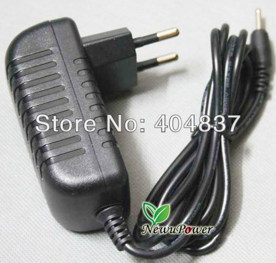 Free Shipping universal US/EU Plug 2.5mm 5V 3A power supply Adapter Charger for tablet pc flytouch/superpad/cube/ainol/Pipo etc