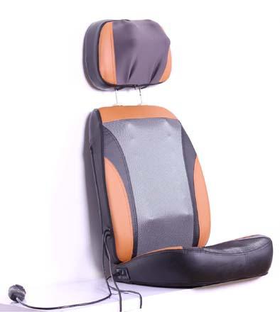 Factory wholesale Massage Thai open back massage cervical vertebra lumbar vertebra shoulder back massage chair cushion(China (Mainland))