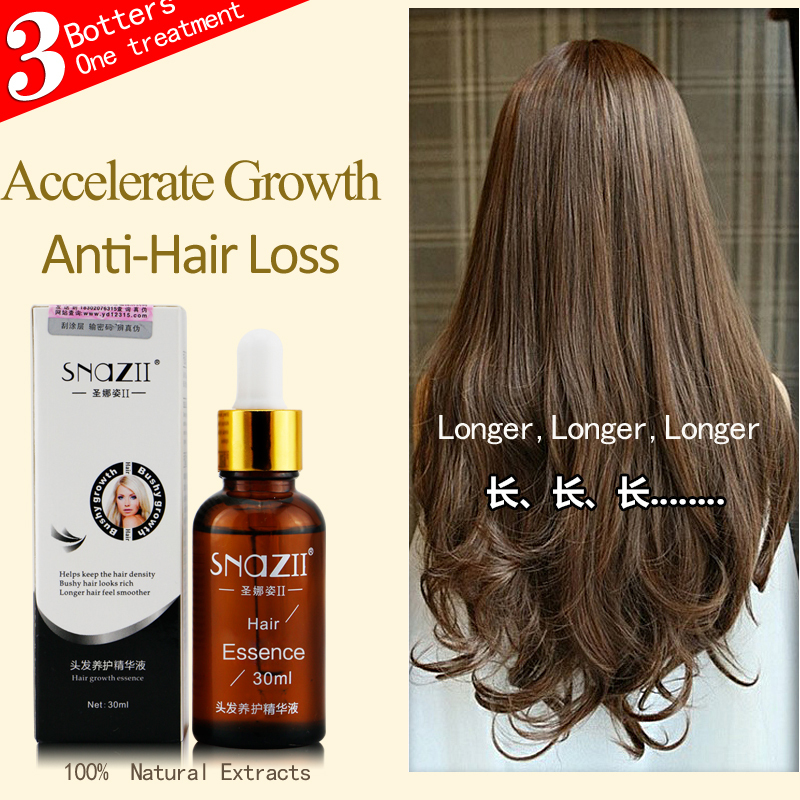 Free Shipping Fast Hair Growth Products Hair Growth Liquid Essence Prevent Hair Loss and Dense Hair Sunburst(China (Mainland))