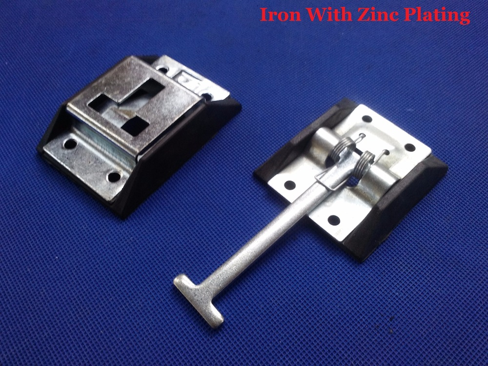 2Pcs/Lot Truck Van Cargo Work Trailer Spring Loaded Latch Door Stop(China (Mainland))