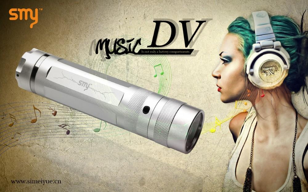 , DV Mp3 Digital vape MOD