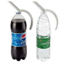 Convenient Plastic Bottled Water Handle Bottled Beverage Handle Glassware Accessories Kitchen Tools(China (Mainland))