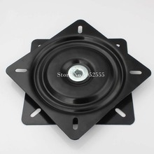 "8"" High Quality Swivel Plate Mounting Plate for Swivel Chairs/TV/Table/Toys Great For Mechanical Projects K22-2(China (Mainland))"
