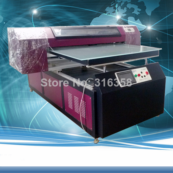 2016 Direct Selling Time-limited Inkjet A0 Size Print Area 1118mm*1300mm Led Uv Printer,white Ink Printer,big Format Printer(China (Mainland))