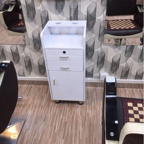Beauty Nail Table carts Barber tool cabinet upscale nail salon station cart(China (Mainland))