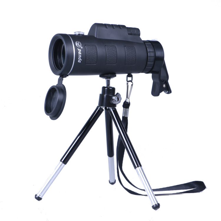 He Lian 35x50 HD Monocular Telescope Optics Glass Protable Outdoor Campinghigh power high definition low light night vision(China (Mainland))