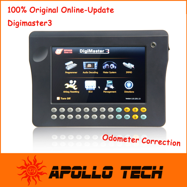 2017 Top-Rated Original Digimaster 3 Digimaster III Odometer Correction Master Online Update digimaster3 with unlimited Tokens