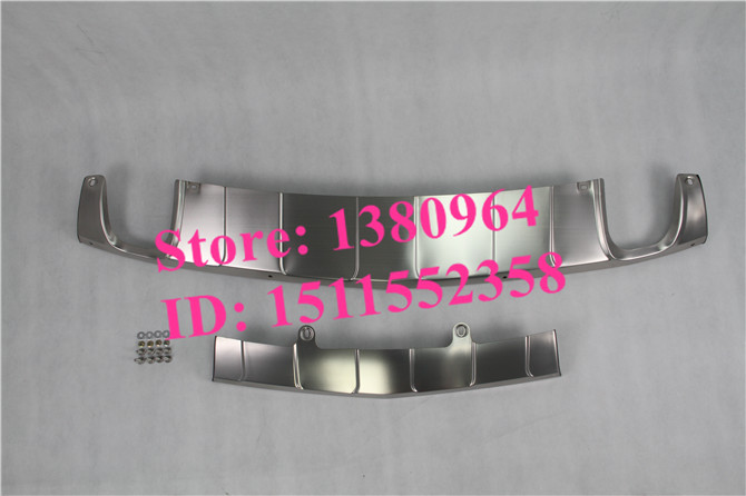 Stainless steel bumper board skid plate nerf bar Suitable FOR Mercedes Benz X204 GLK 2008 2009 2010 2011(China (Mainland))