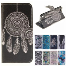Luxury Tiger Sexy Girl Painted Leather Flip Case For Apple iPod Touch 5 Mobile Phone Cases Wallet Stand Cover