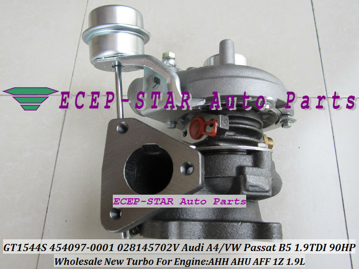 Воздухозаборник GT1544S 454097/5002s 454097/0001 028145702 454097 Turbo Audi A4 VW Passat B5 1.9l TDI 90 . AHH AFF 1Z 1,9 free ship turbo cartridge chra core bv39 54399700022 54399880022 turbocharger for audi a3 superb altea caddy bjb bkc bxe 1 9 tdi